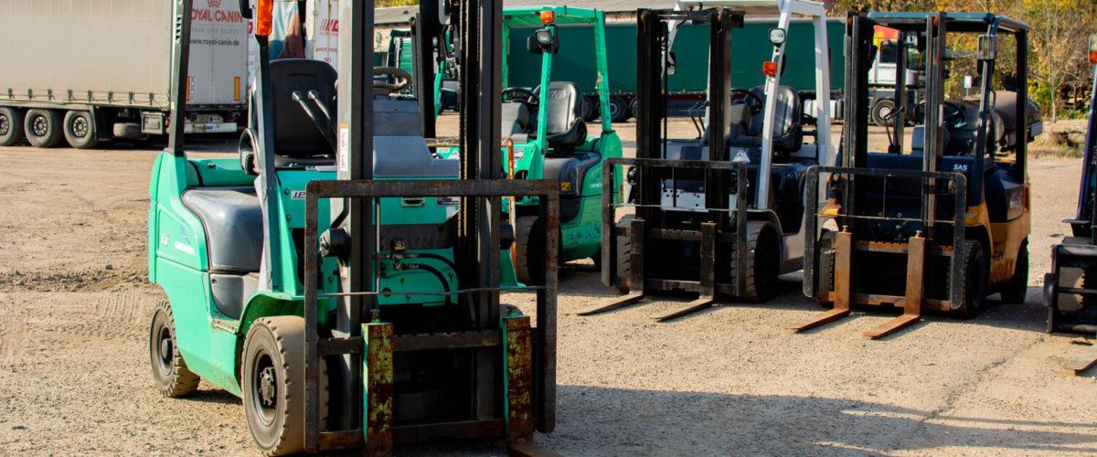 Який дизельний навантажувач краще придбати?